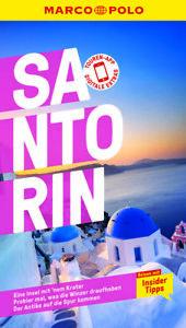 MARCO POLO Reiseführer Santorin - Aktuelle Auflage 2021