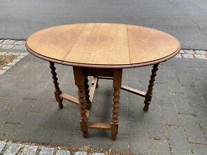 Englischer Gateleg Tisch Eiche