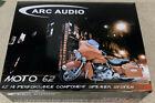 ARC AUDIO MOTO 6.2 COMPONENT SPEAKERS H-D HARLEY STEREO 6.5inch Tweeter