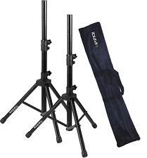 Dj PA Boxenständer Lautsprecherstativ Stative Boxenstativ Tasche max 30Kg 1,2m