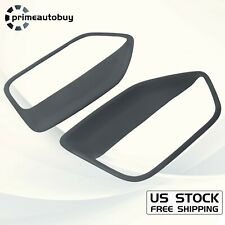 Replacement Door Panel Insert Slate Gray Coverlay  For Ford Mustang