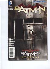 BATMAN NEW 52 #28 FIRST PRINT VF