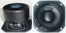 Audio Nirvana Classic 3+ Ferrite Fullrange DIY Speaker Kits (2)
