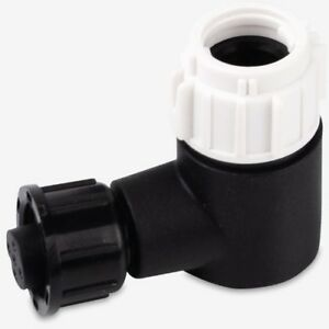 Raymarine A06084 DeviceNet (Female) to STNG (Socket / Male) Right Angle Adaptor