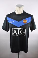Manchester United Taille S #10 Rooney JERSEY NIKE 2009/2010 Away Aig