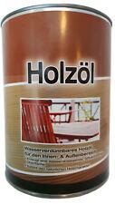 FLT Holzöl Bangkirai Innen & Aussen 2,5 Liter