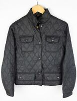 Barbour Women Quilted Jacket Black Casual Business Leisure size S UK8