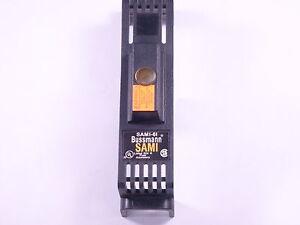 SAMI-6I Bussmann Indicating Fuse Covers 600V J 65-100A NOS