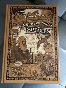 Charles Darwin On The Origin Of Species The Folio Society