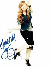 Jennette McCurdy Signed iCarly Authentic Autographed 8x10 Photo PSA/DNA #T17776