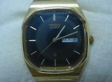 Citizen Men's Square Wristwatches