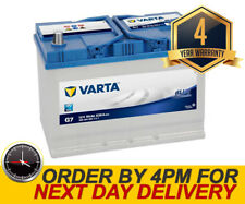 Varta G7 Blue Dynamic Heavy Duty 249 / 249H Car Battery - 4 Yr Wty - 595 404 083