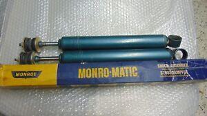 Pair Rear Shock Absorbers Monroe 3226 Monro-Matic Fiat 125