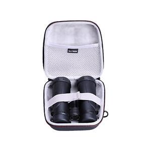 LTGEM Case for 12x42 Powerful Binoculars - Large Eyepiece Binoculars Storage Bag