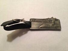 Primm Valley Golf Club Metal Golf Bag Tag - Primm, Nevada - A Beauty!
