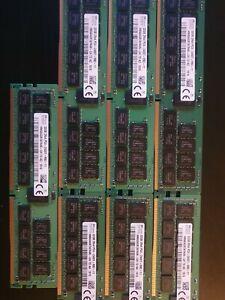 SK Hynix 32GB 2Rx4 PC4-2400T DDR4 ECC REG Server Memory HMA84GR7AFR4N-UH