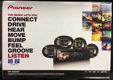 """Pioneer DXT-X2969UI CD Recvr w/Direct iPod & iPhone Control 2-6.5"""" & 2-6x9"""" Spks"""