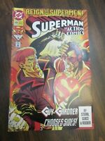 Superman in Action Comics 688 DC July 1993