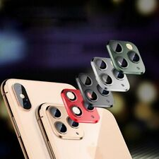 Lens Sticker for iPhone X XS MAX Camera Change to fake iPhone 11 Pro Max