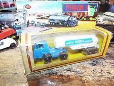PETROLEUM TRUCK MOTOR OIL UNIVERSAL GASOLINE DIECAST TANKER TRUCK #1