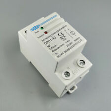 32A 230V Din rail automatic reconnect over Current limiting protective device