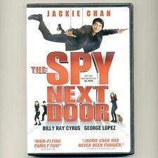 The Spy Next Door PG family comedy movie, new DVD Jackie Chan, Cyrus Lopez Dove
