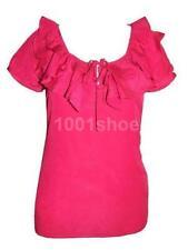 Portmans Polyester Cap Sleeve Tops & Blouses for Women