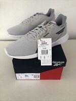 Reebok Lite 2.0 trainers Size UK 9 Brand new Grey Genuine Shoes FX1780
