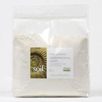 Diatomaceous Earth Food Grade Fossil Shell Flour 2kg Perma-Guard | Express