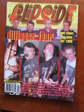 Flipside #116 '98 Dillinger Four Mudhoney Gotohells Ramones Henry Rollins