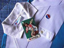POLO  vintage 80's  PANATTA made in Italy  TG.44 - XS circa  New! RARE