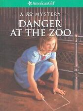 Danger at the Zoo - American Kit Mystery - break-in at the monkey house
