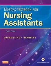 Mosby's Textbook for Nursing Assistants by Sheila Sorrentino