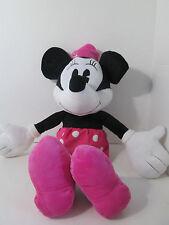 "Disney Minnie Mouse Plush 23"" Stuffed Animal Toy"