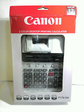 Canon Office Products 2204C001 Canon P170-DH-3 Desktop Printing Calculator