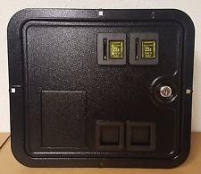 Brand New Pinball Style Coin Door