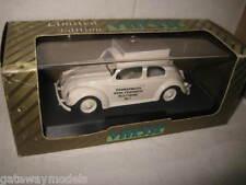 1.43 EARLY VITESSE VW BETTLE KRANKENWAGEN 1947 WOLFSBURG VOLKSWAGEN RARE