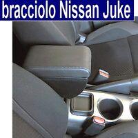 BRACCIOLO per NISSAN JUKE appoggiabraccio +2 PORTAOGGETTI armrest mittelarmlehne