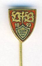old VfB STUTTGART Football Club PIN BADGE Soccer GERMANY