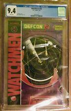 DC Watchmen #10 (of 12) CGC 9.4 Graded. First Print. Alan Moore