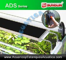 SUNSUN ADS PANTALLA LED ACUARIO PLANTADO DULCE PECERA ILUMINACION LUZ PLANTAS