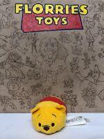 The Disney Store Mini Tsum Tsum Plush Soft Toy Winnie The Pooh Small