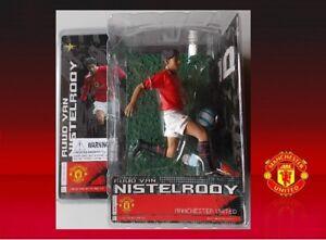 Manchester United - Van Nistelrooy - STARS OF SPORT Figurine - Rareté Neuf + Ovp
