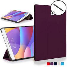 Viola Pieghevole Smart Custodia Cover HUAWEI HONOR Pad 2 / MediaPad T2 8.0 PRO Stylus