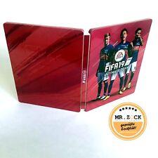 FIFA 19 Ultimate Team steelbook-SANS JEU-ps4 xbox pc * NEUF *