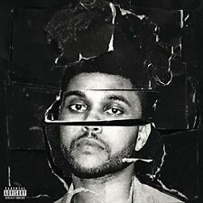 THE WEEKND (BEAUTY BEHIND THE MADNESS CD - SEALED + FREE POST)