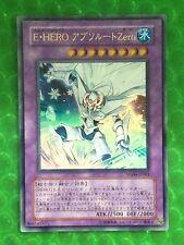 YuGiOh Japanese YG04-JP001 Elemental Hero Absolute Zero ULTRA RARE