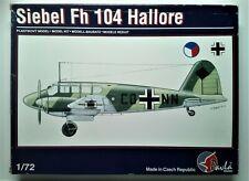 Siebel Fh 104 Hallore 1/72 Pavla Models 72021