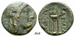 AC&B-1132. Greek. Seleucid kings, Antiochus II, 261-246. Bronze