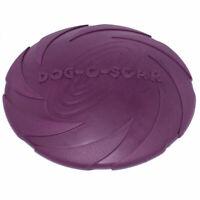 Silicone Dog Frisbee Training Toy Exercising Flying Throwing Disc Fetch  UK Toys